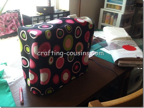 Sewing Machine Dust Cover (1)