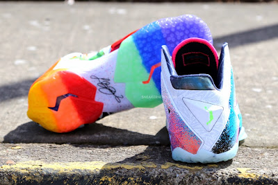 nike lebron 11 gr what the lebron 3 08 2k14 Beauty Shots: The Nike What The LeBron 11 / 2K14?