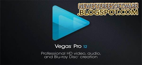 Sony Vegas Pro 12 Incl. Patch