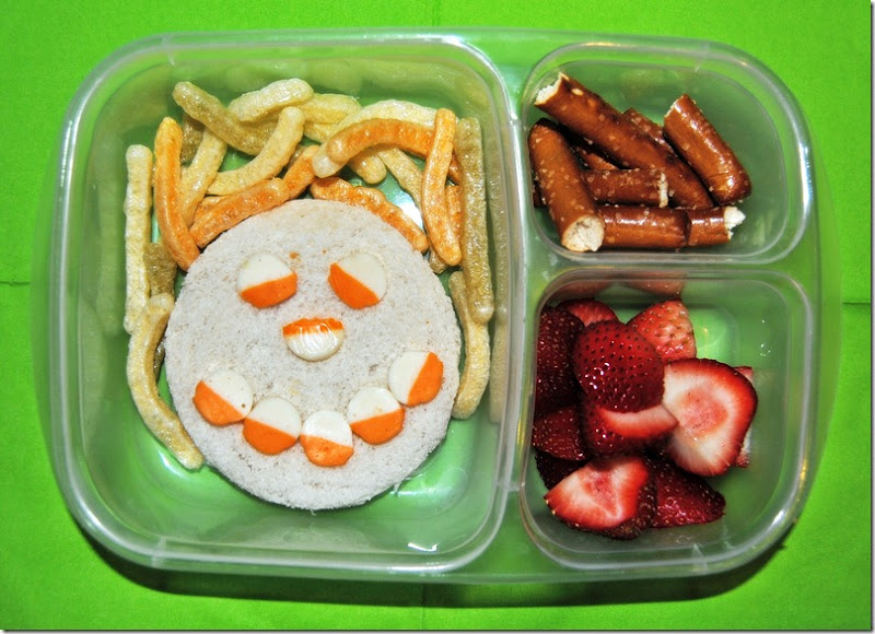 Hannahs Lunches Week 4 003