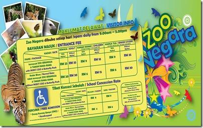 Zoo Sticker New