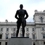 jan christian smuts in London, London City of, United Kingdom