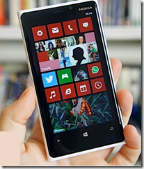 Nokia Lumia 920 Update