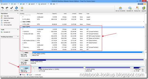 รวมปัญหา Sony Vaio E Series–เข้า BIOS ไม่ได้, ลง Windows 7 ยังไง, รวม Driver