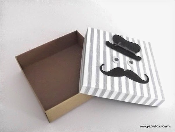 Geschenkverpackung für Männer - Poklon kutija za muškarca (3)