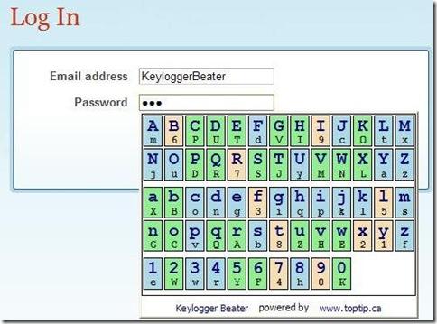 Keylogger Beater