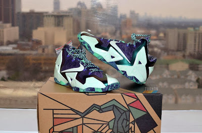 nike lebron 11 gr allstar 8 09 Release Reminder: LeBron 11 Gator King All Star... the Whole Package (30 pics)