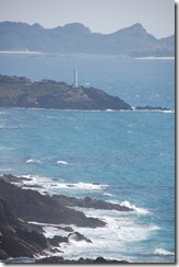 Oporrak 2011, Galicia - Desde el mirador Monte do Facho     07