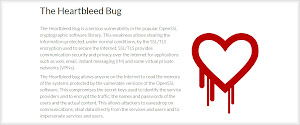 The Heartbleed Bug
