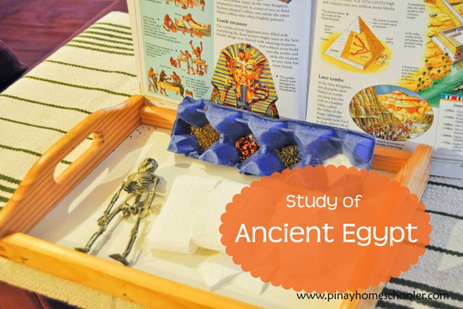 The Study of Ancient Egypt