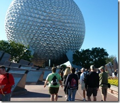 The Group at EPCOT