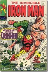 P00007 - El Invencible Iron Man #6