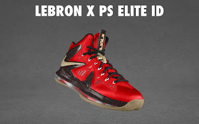 nike lebron 10 ps elite id options preview 1 10 NIKE LEBRON X PS ELITE Coming to Nike iD on April 23rd