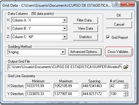 F18 Ventada Grid Data