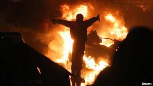 烈焰中的乌克兰:普京制造的地狱