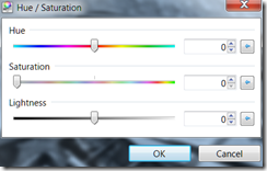 Paint.NET  Hue/Saturation Slider