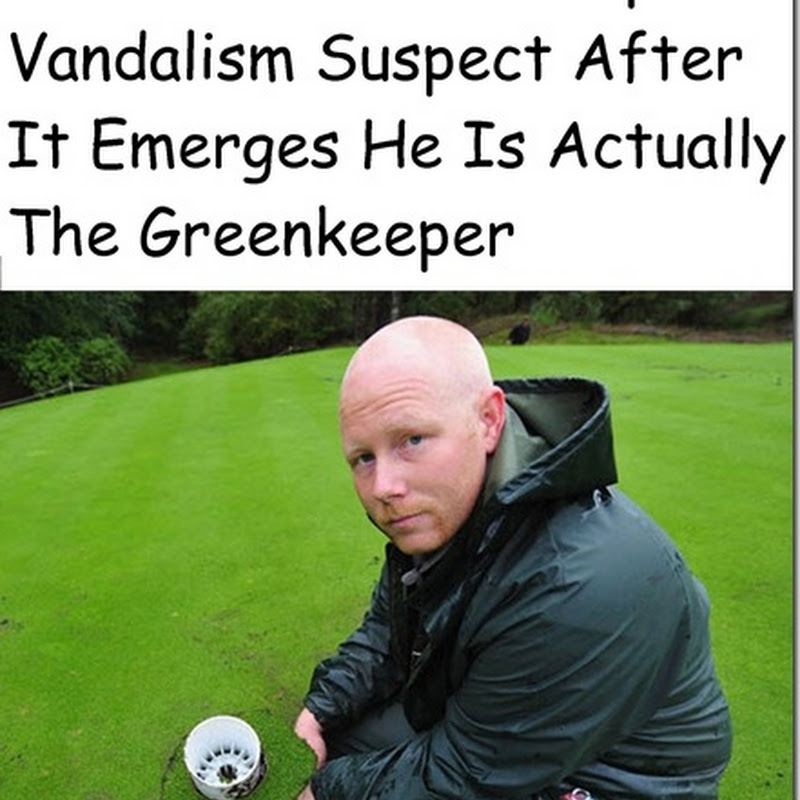 Dutch Authorities Release KLM Open Vandal Suspect!