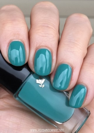 Lancome Vernis in Love Vert Tuileries Spring 2015 (shade)