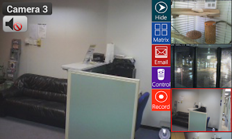 Screenshot of Cam Viewer for Edimax cameras