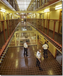 Belmarsh Prison - photo courtesy of publik15 on Flickr