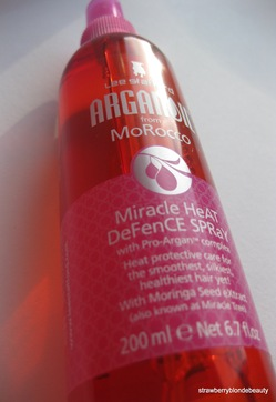 Lee Stafford Miracle Heat Defence Spray (4)