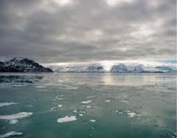 Océano Ártico se derrite