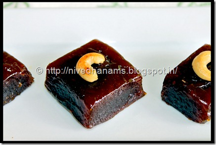 Microwave Mango Halwa - IMG_1835