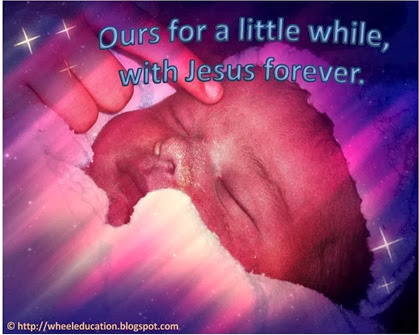 With Jesus forever