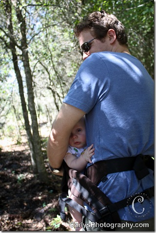 baby's first camping trip-47