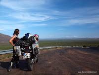 Endlose Weiten auf dem Highway von Cooktown nach Cairns