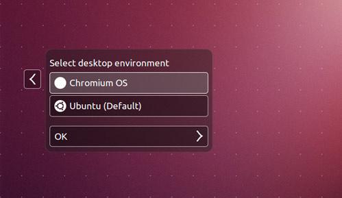 ChromeOS su Ubuntu
