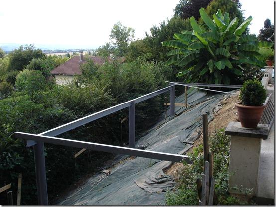terrasse poutre ipn id es de design pour les d corations de terrasses modernes. Black Bedroom Furniture Sets. Home Design Ideas