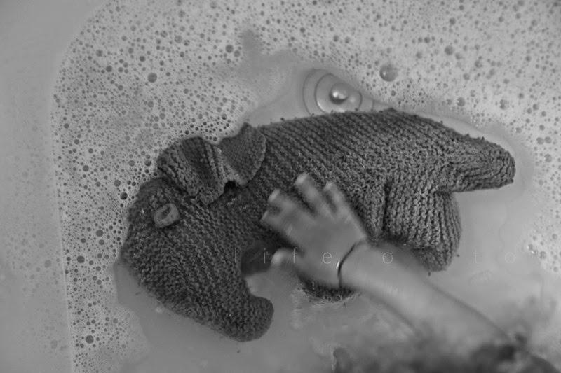 elefante bath