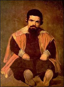O Bobo da Corte Sebastián de Morra de Velásquez