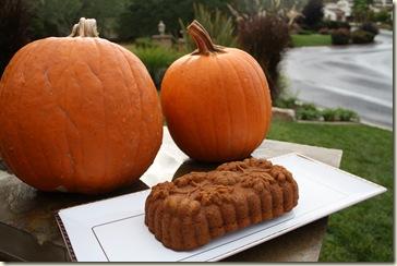 Bernice's Pumpkin Bread 001