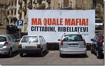 I manifesti apparsi per le vie di Salemi e voluti da Vittorio Sgarbi