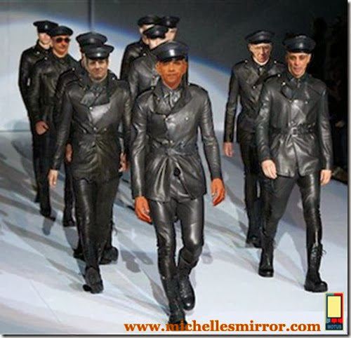 obama civilian force