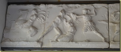 Mausoleum Frieze