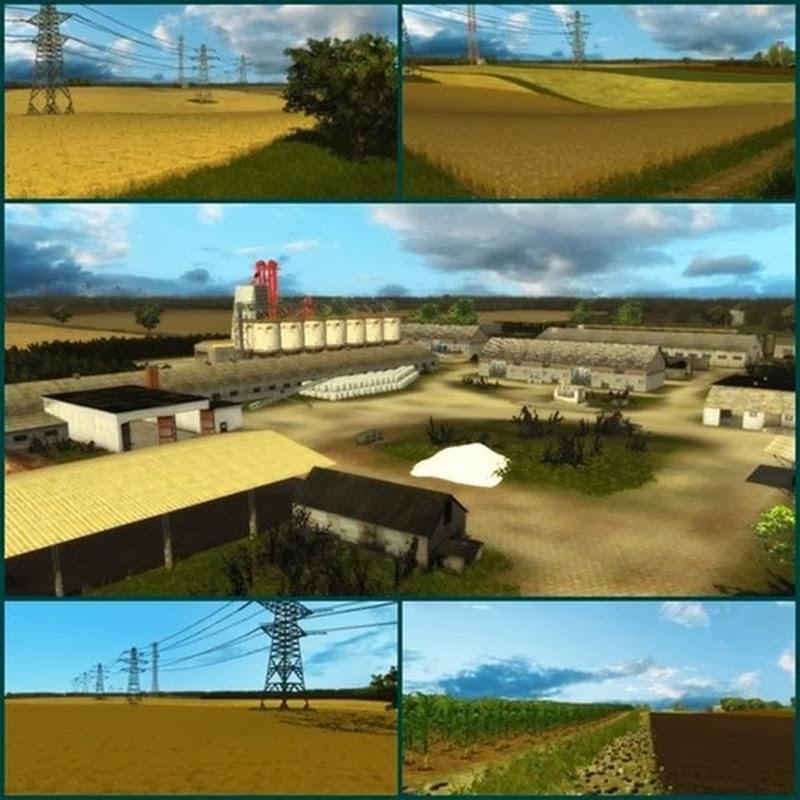 Farming simulator 2013 - RSP Bujakow v 1.0