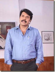 mammootty in The King And Commissioner