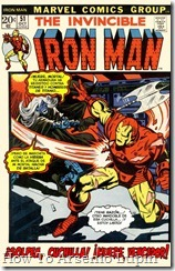P00195 - El Invencible Iron Man #51