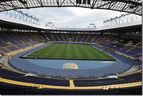 stadionul metalist-euro 2012