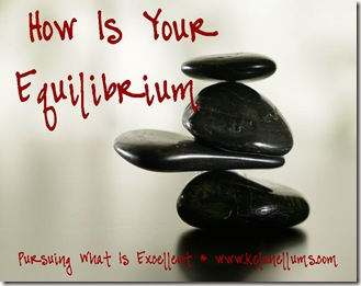 equilibrium