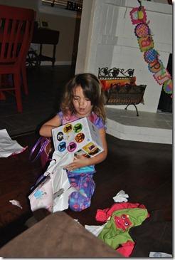 Hannah's 5th Birthday 036