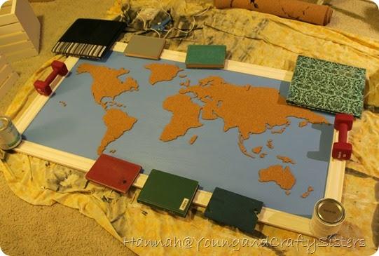 cork board world map 6