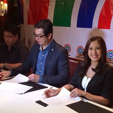 Jolina Magdangal signs contract with ABS-CBN
