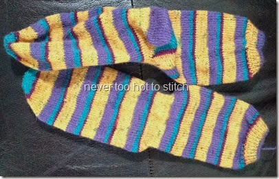 2014 Socks for Someone #4