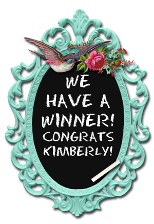 cONGRATS kIMBERLY