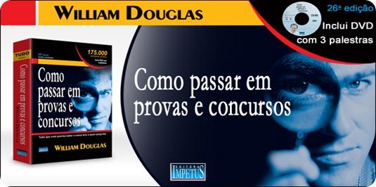 18 - Como Passar em Provas e Concursos - William Douglas
