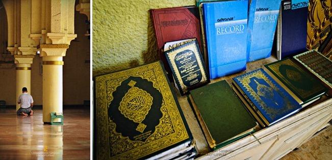 Religious Literature Inside Quiapo Mosque
